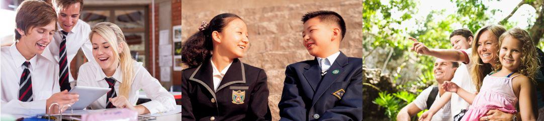 3 Photos Schools - Guardians & Host Families